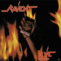 Raven - LIVE AT THE INFERNO (DIGIPAK) [CD]