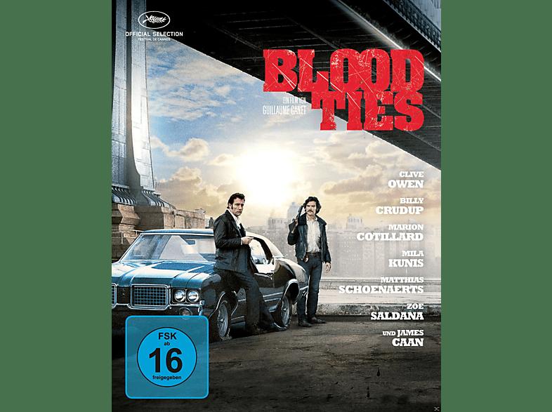 Blood Ties (Steelbook Edition) [Blu-ray]