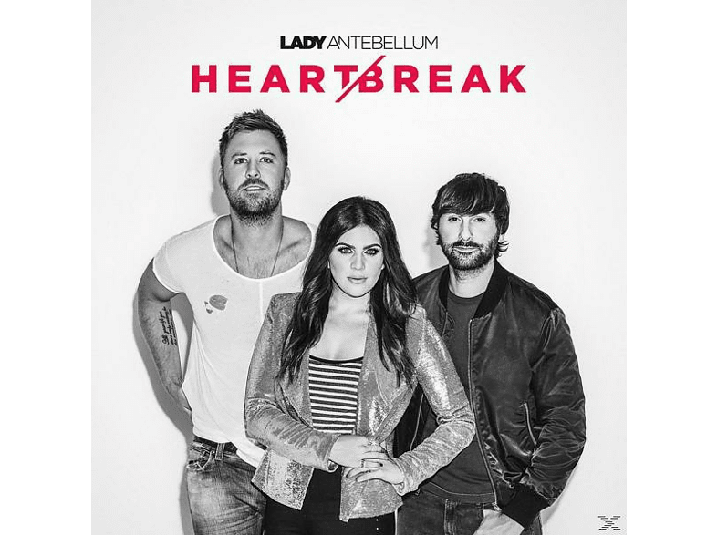 Lady Antebellum - Heart Break [CD]