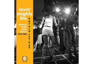 VARIOUS - Lovin Mighty Fire-Nippon Funk,Soul,Disco 1973- - (CD)