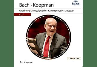 VARIOUS - Orgel-Und Cembalowerke,Kammermusik,Motetten  - (CD)
