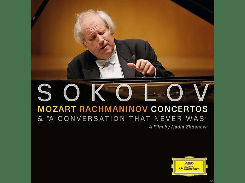 Sokolov Grigory - MOZART & RACHMANINOV - CONCERTOS [CD + DVD Video]