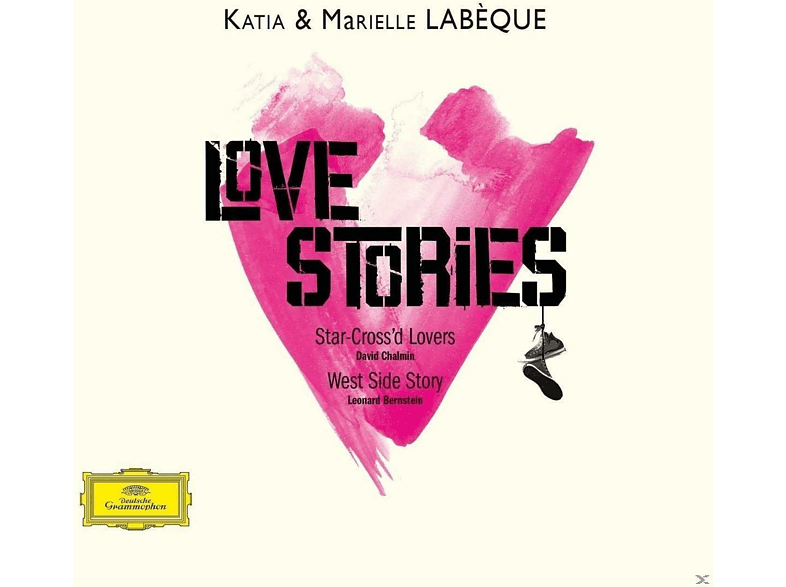 Katia Labeque, Marielle Labeque, Raphael Seguinier, Gonzalo Grau - Love Stories [CD]