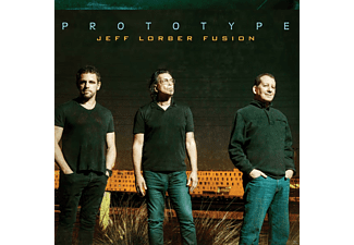 Jeff Fusion Lorber - Prototype  - (CD)