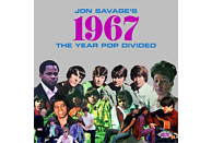 VARIOUS - Jon Savage's 1967-The Year Pop Divided [CD]