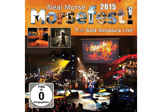 Neal Morse - Morsefest 2015 Sola Scriptural and ? Live Box-Set  - (CD)