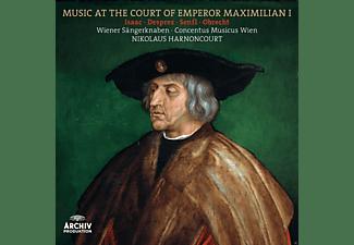 Wiener Sängerknaben, Concentus Musicus Wien - Music At The Court Of Emperor Maximilian I  - (Vinyl)