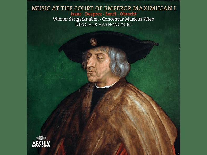 Wiener Sängerknaben, Concentus Musicus Wien - Music At The Court Of Emperor Maximilian I [Vinyl]