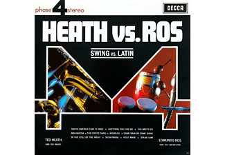 Edmundo Ros, Ted Heath - Heath Vs. Ros Vols.1 & 2 - (Vinyl)