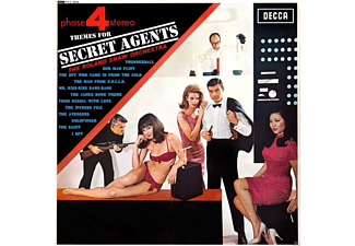 Roland Orchestra Shaw - Themes For Secret Agents  - (Vinyl)