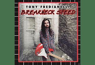 Tony Fredianelli - Breakneck Speed  - (CD)