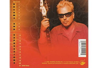 Michael Schenker - Ms 2000 Dreams & Expressions  - (CD)