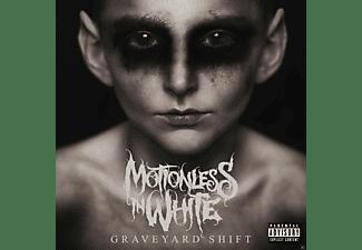 Motionless In White - Graveyard Shift  - (CD)