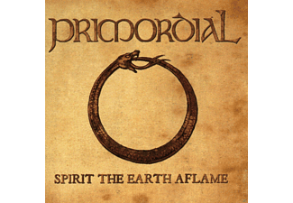Primordial - Spirit The Earth Aflame  - (CD)
