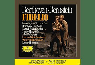 Leonard Bernstein - Fidelio  - (CD + Blu-ray Disc)