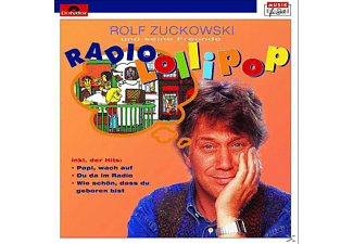 Rolf Zuckowski - ROLFS RADIO LOLLIPOP  - (CD)