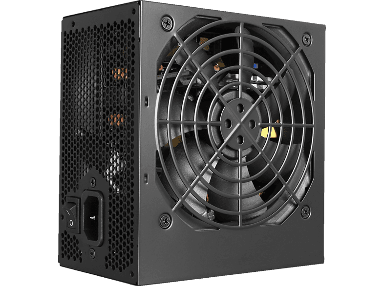 COOLER MASTER MasterWatt Lite 600W PC-Netzteil, Schwarz