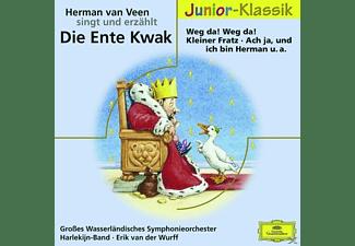 Hermann Van Veen, Van Veen Herman - Die Ente Kwak (Elo Jun.)  - (CD)