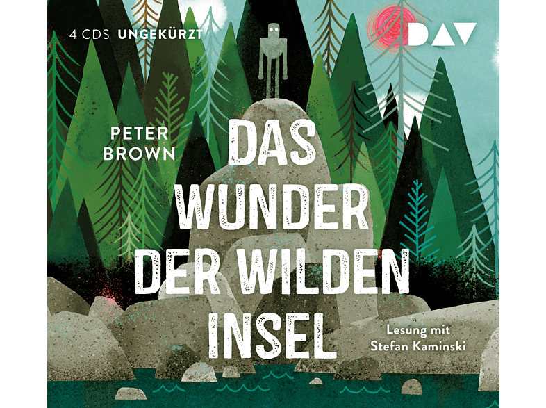 Peter Brown - Das Wunder der wilden Insel - (CD)