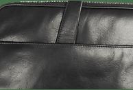 """DBRAMANTE LederCase dbramante1928 Briefcase Silkeborg MacBook/Laptop 13"""" Dark Brown Notebookhülle, Aktentasche, 13 Zoll, Dunkel Braun"""