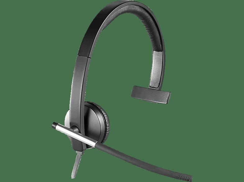LOGITECH H650e Headset Schwarz
