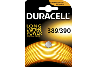 DURACELL Specialty 389/390 Silver Oxide Batterie, Einzelpackung (D389/390/V389/390)