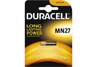 DURACELL Specialty Alkaline MN27 Batterie, Einzelpackung (A27/V27A)