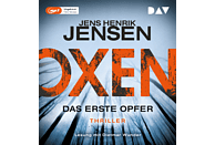 Jens Henrik Jensen - Oxen-Das erste Opfer - (MP3-CD)