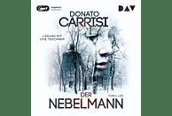 Donato Carrisi - Der Nebelmann - (MP3-CD)