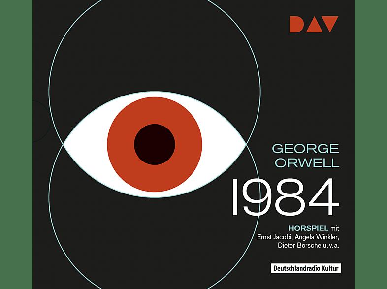 George Orwell - 1984 - (CD)