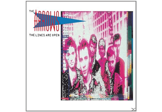 Arrows - The Lines Are Open  - (CD)