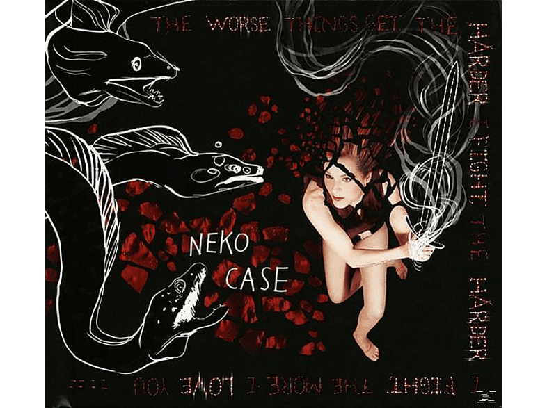 Neko Case - The Worse Things Get, The Harder I Fight [LP + Bonus-CD]