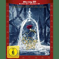 Die Schöne und das Biest (Live-Action) [3D Blu-ray (+2D)]