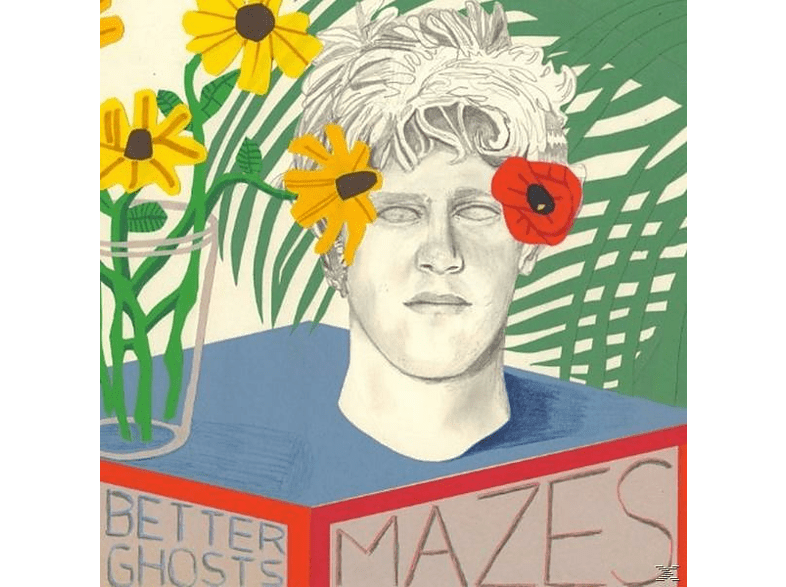 Mazes - BETTER GHOSTS [Vinyl]