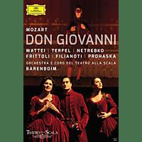 Kwangchul Youn, Anna Netrebko, Coro E Orchestra Del Teatro Alla Scala Di Milano, Peter Mattei, Giuseppe Filianoti - Don Giovanni [DVD]