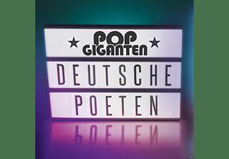 VARIOUS - Pop Giganten-Deutsche Poeten  - (CD)