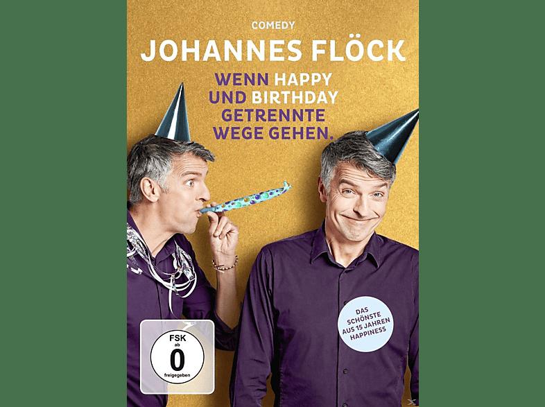 Johannes - Kabarett-tour 2017 Flöck - Wenn Happy Und Birthday Getrennte Wege Gehen [DVD]