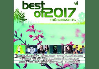 VARIOUS - Best Of 2017-Frühlingshits  - (CD)