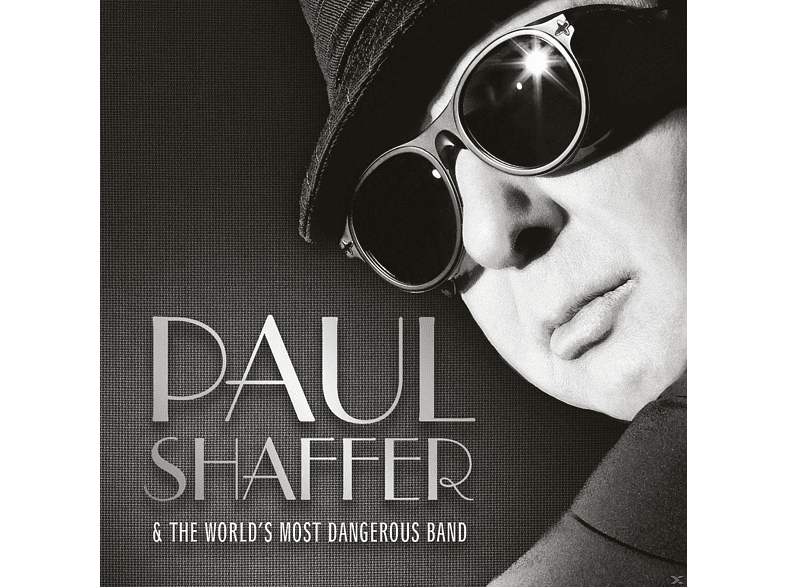 Paul&the World's Most Dangerous Band Shaffer - Paul Shaffer & The World's Most Dangerous Band [CD]