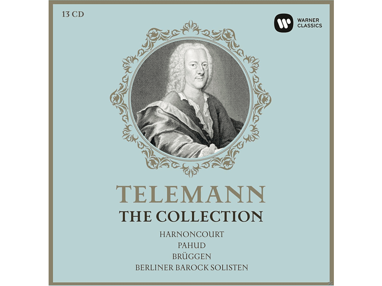 VARIOUS - Telemann-The Collection [CD]