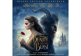VARIOUS - Beauty And The Beast (Limited Deluxe Edition)  - (CD)