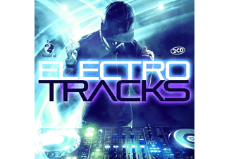 VARIOUS - ELECTRO TRACKS  - (CD)