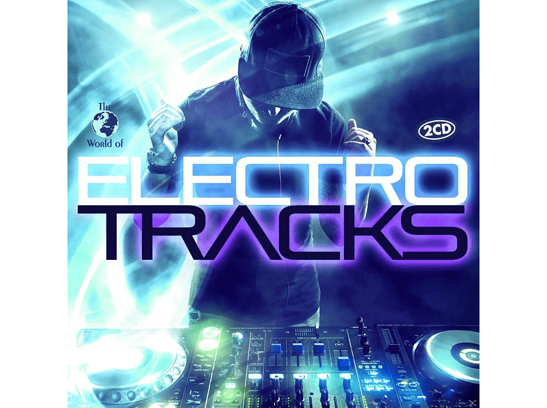VARIOUS - ELECTRO TRACKS [CD]