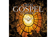 VARIOUS - GREAT GOSPEL CONCERT [CD]