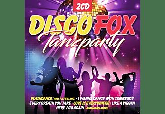 VARIOUS - DISCO FOX TANZPARTY  - (CD)