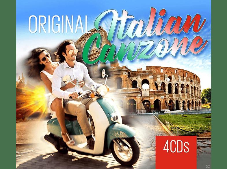 VARIOUS - ORIGINAL ITALIAN CANZONE [CD]