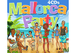 VARIOUS - MALLORCA PARTY  - (CD)