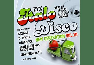 VARIOUS - ZYX ITALO DISCO NEW GENERATION 10  - (CD)