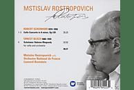 ROSTROPOWITSCH,MSTISLAW/BERNSTEIN,LEONARD/ONF - CELLOKONZERT/SCHELOMO [CD]