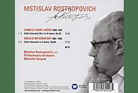 ROSTROPOWITSCH,MSTISLAW/SARGENT,MALCOLM/PO - CELLOKONZERTE [CD]
